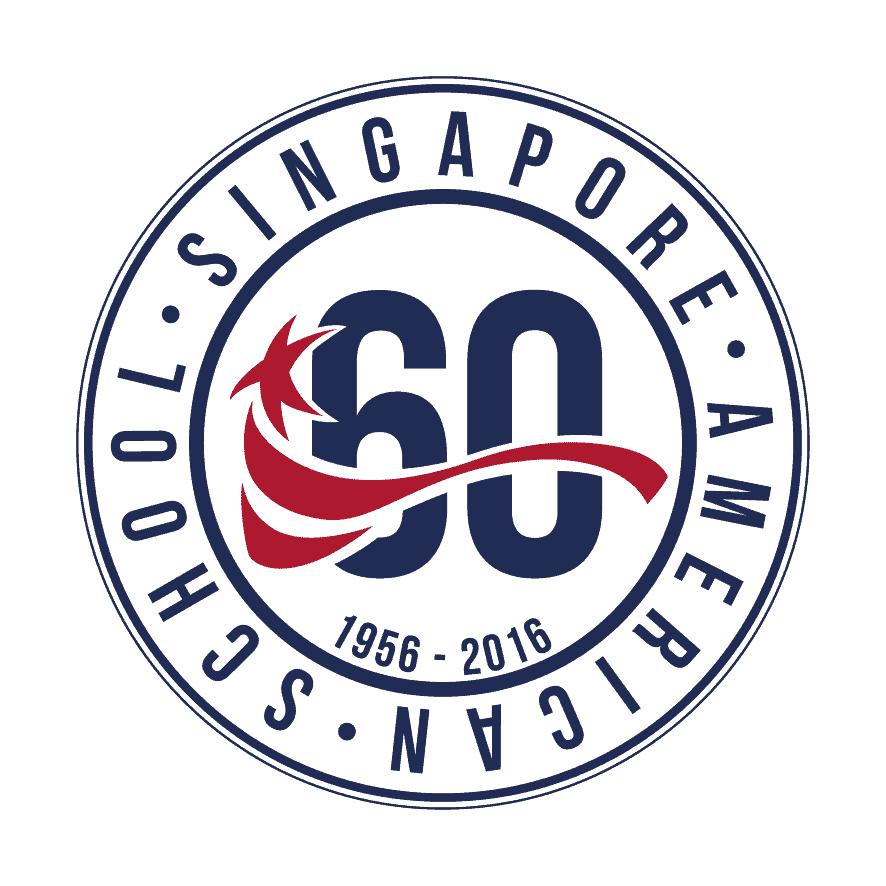 Singapore American School Logo