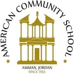 American Community School Amman Jordan Logo