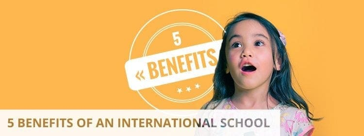 Why you should study at an International School?