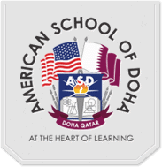 American School of Doha Logo