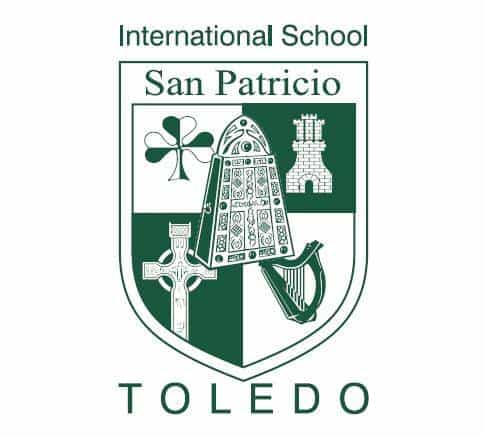 International School San Patricio Toledo Logo