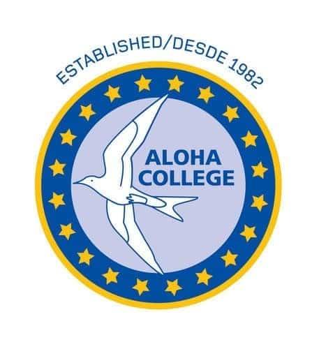 Aloha College Logo