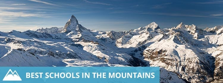 Best Schools to Study in the Mountains