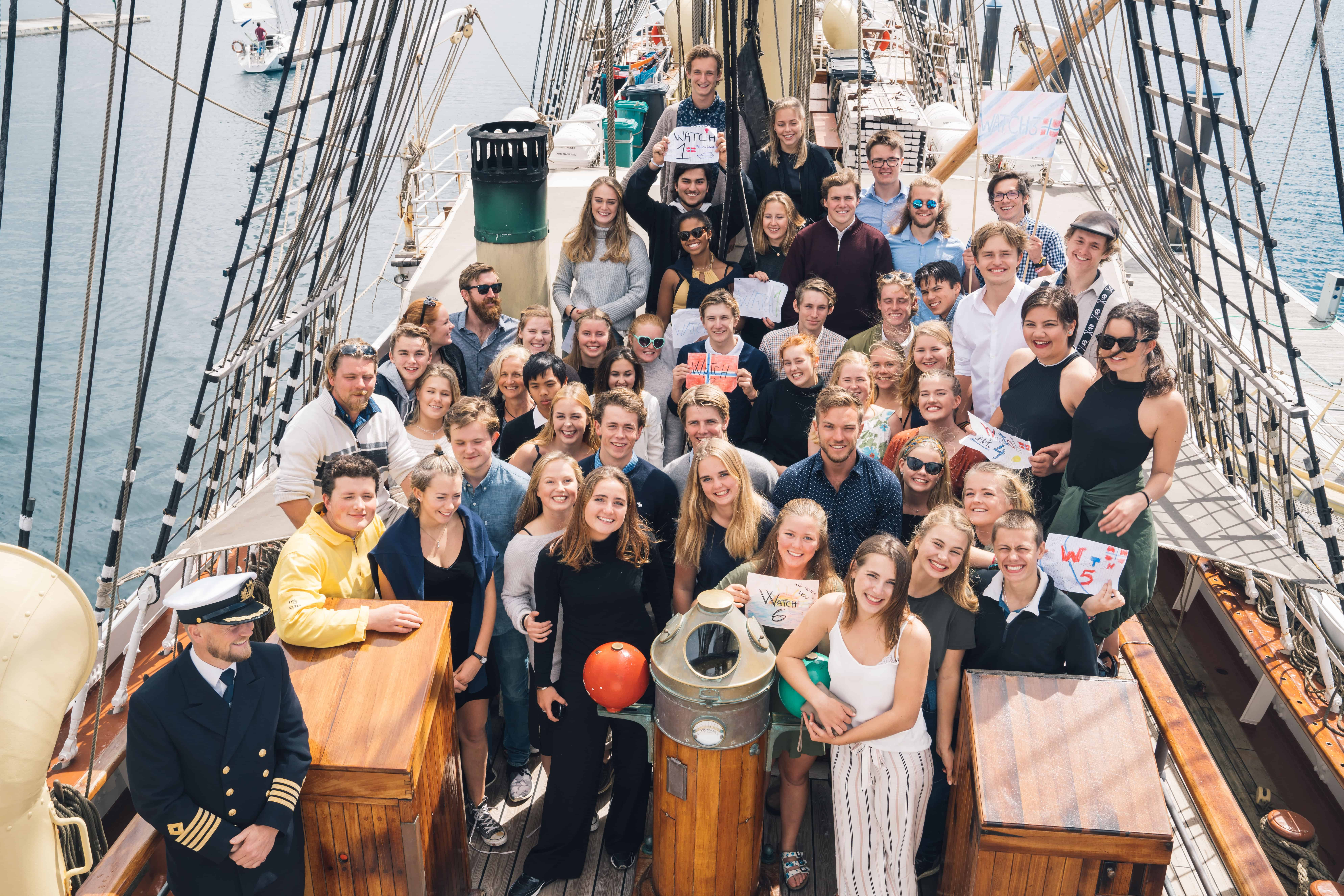 2017 May 17 Spain Norway's National Day Group Photo