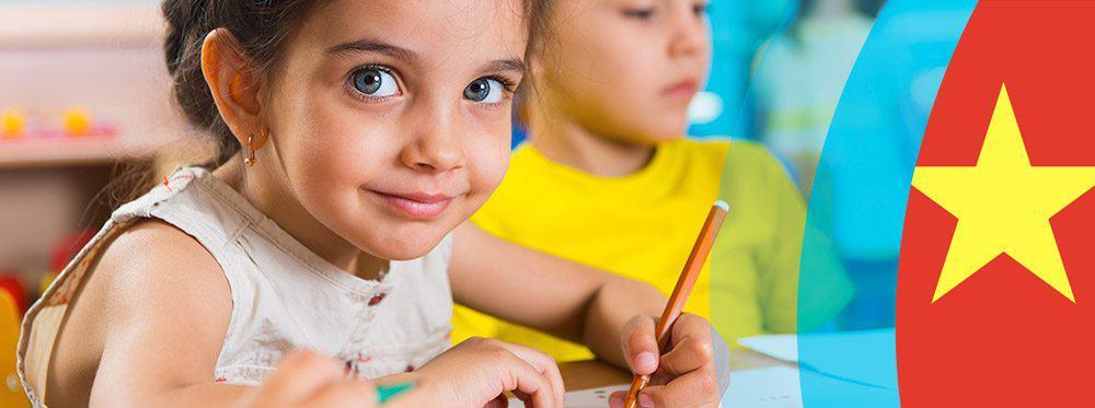 Kindergarten-Vietnam