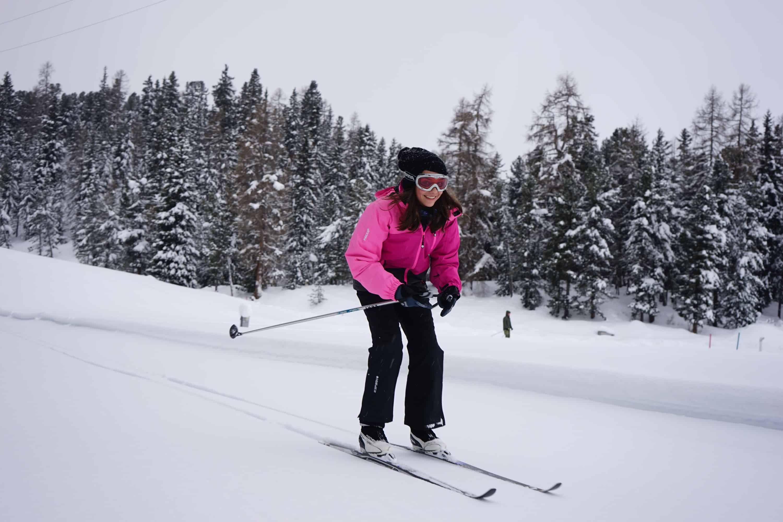 Winter Camp am Lycem Alpinum Zuoz