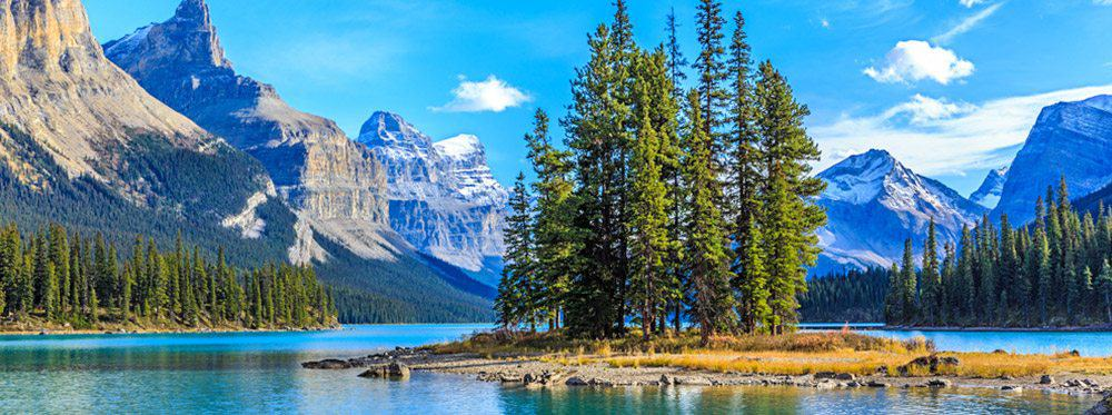 Best-Canada landscape