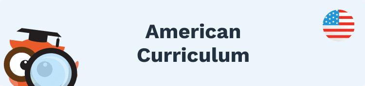 American Curriculum
