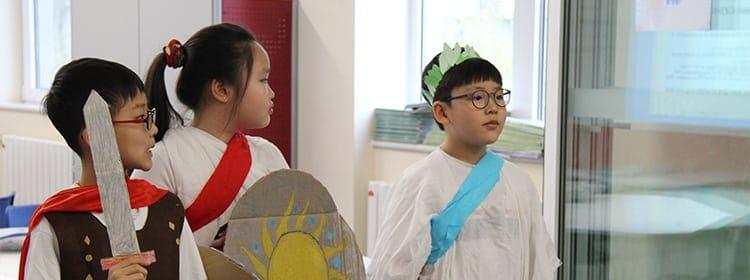 Bringing Ancient History to Life at YCIS Beijing