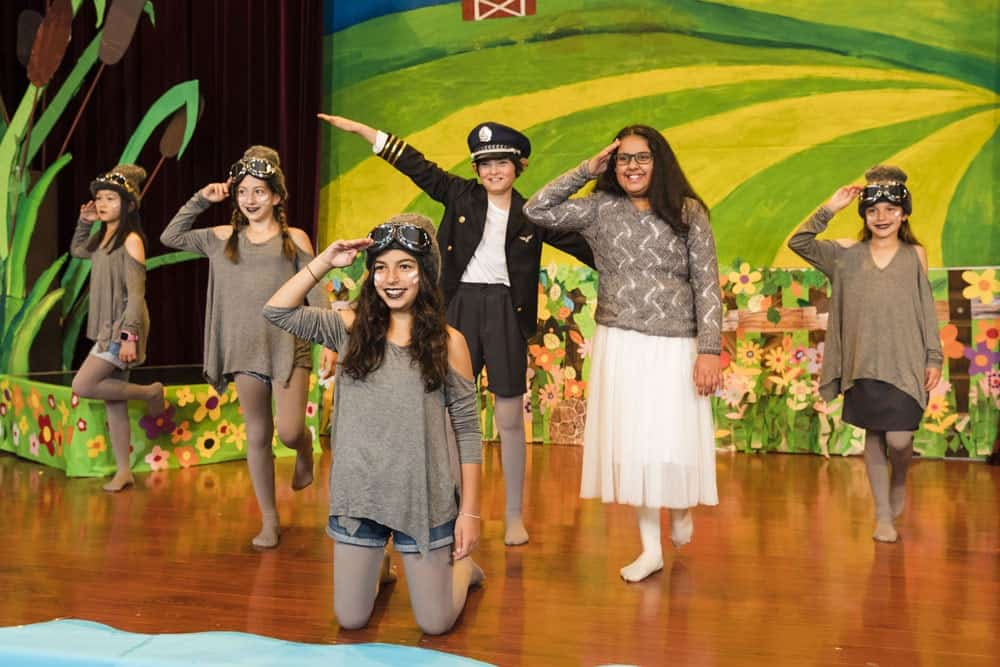 Honk! The Musical at Britannica