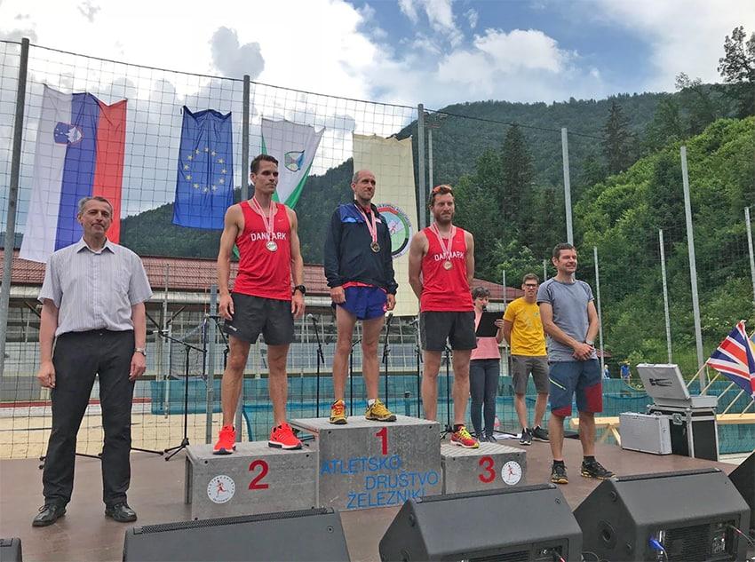 TASIS Math Teacher Wins World Masters Mountain Running Championships