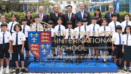 Remove term: Shrewsbury International School - riverside campus