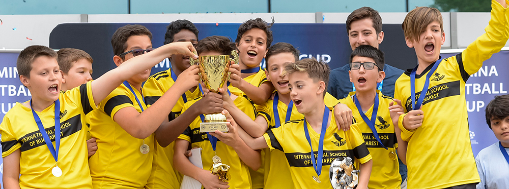 ISB International School Baucharest - class -winners