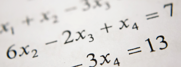 Portare la matematica alla vita al King's College Doha