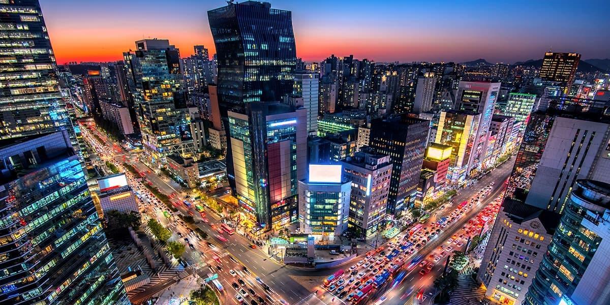 Rencontre homme ou femme Seoul
