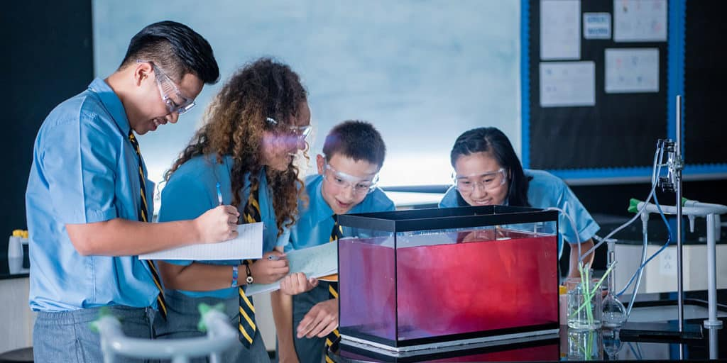 Dedicated spaces for academic activities ensure students have the tools for success