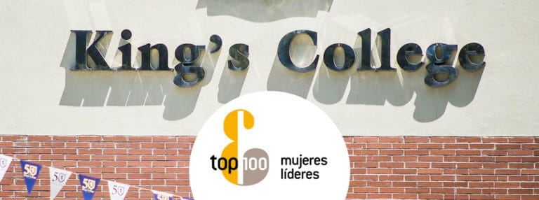 "Elena Benito, CEO of King's Group, nominated for ""The Top 100 Women Leaders in Spain 2019"" awards"
