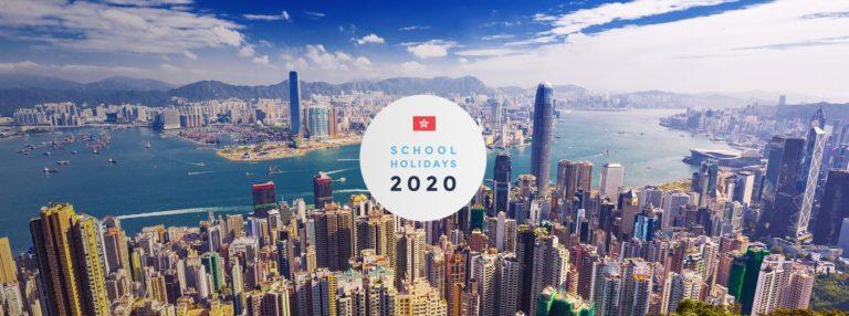 School Holidays in Hong Kong 2020