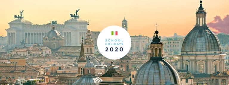 School Holidays in Italy in 2019-20