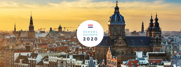 School Holidays in the Netherlands in 2020