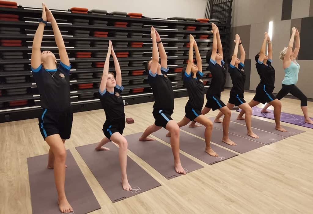 Proporcionar aos estudantes espaços para atividades saudáveis pode reduzir o estresse