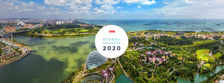 School Holidays in Singapore in 2020