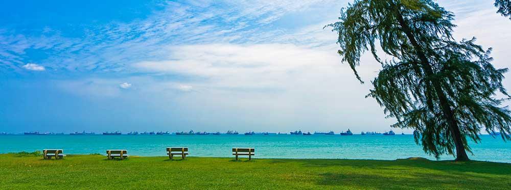 Costa orientale di Singapore