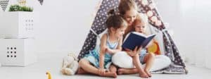 How can parents help their children love to read?