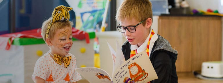 4 Ways to Develop Language and Build Your Child's Vocabulary
