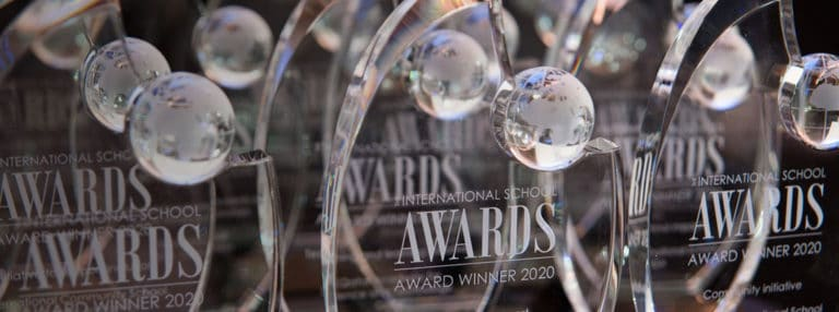 BIS Abu Dhabi wins the International Schools Awards 2020 'Community Initiative' Award