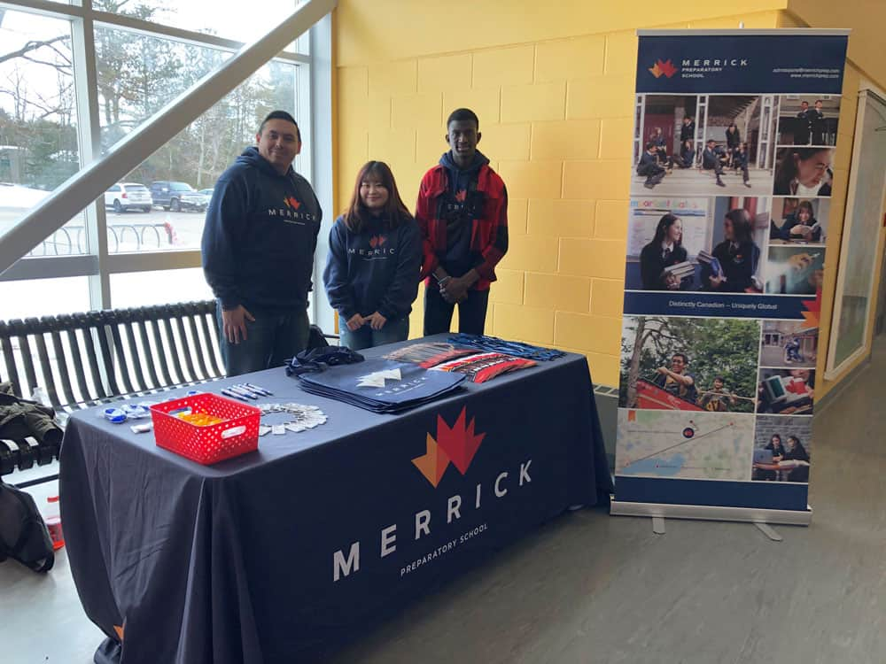 Students at Merrick Preparatory School Have Many Community Service Opportunities
