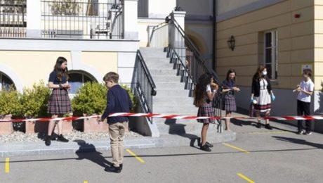 The American School in Switzerland is Now Open.