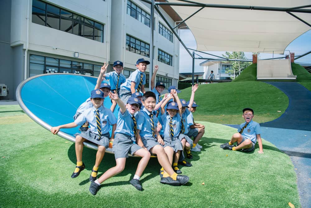 Student well-being is a key focus at Rugby School Thailand
