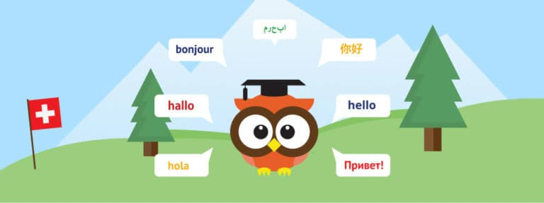 Which Language Do You Speak in a Swiss Boarding School?