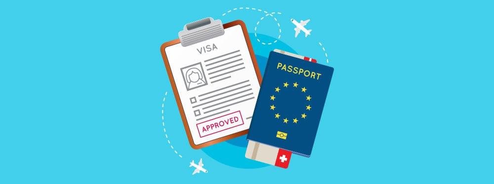 Solicitar un visado suizo durante COVID-19