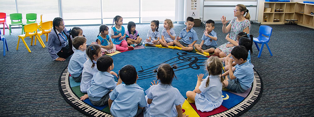 The importance of collaboration at school