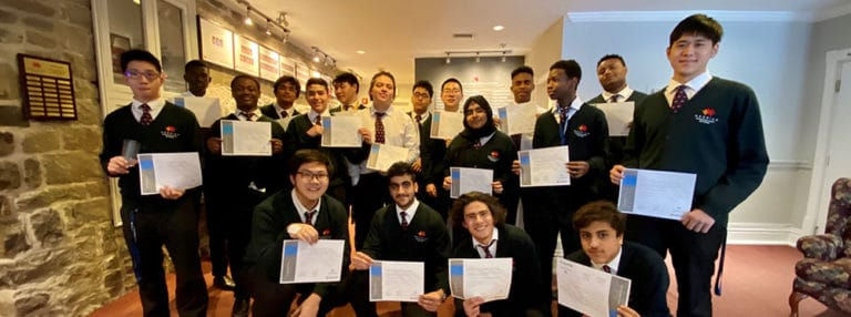 Waterloo Maths Contests