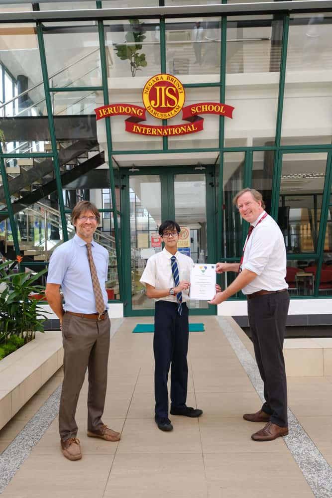 JIS Students Participate in UK Oxford Computing Challenge