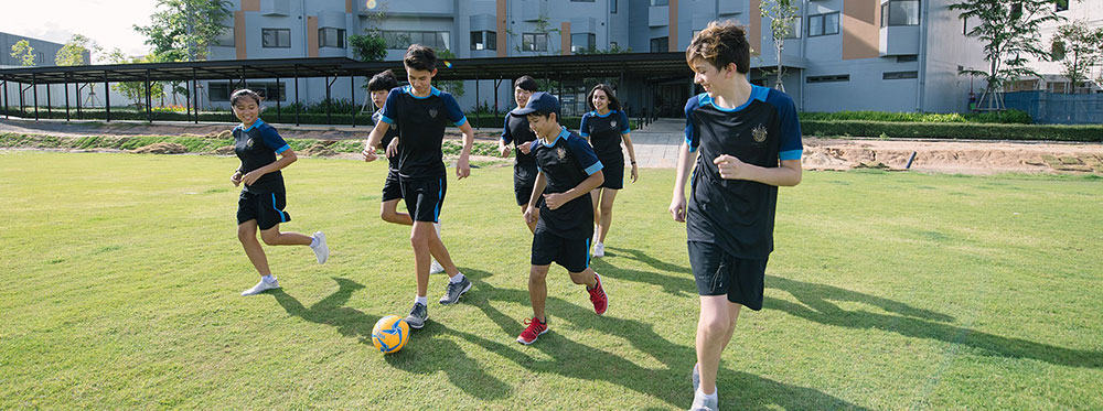 Boarding at Rugby School Thailand- A student perspective from Kei