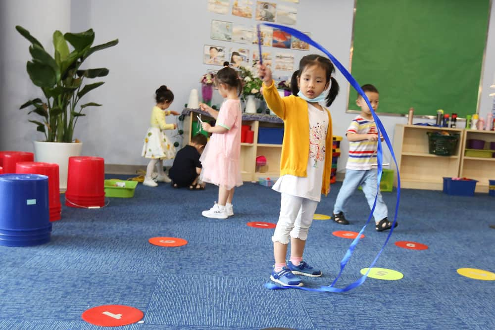 Musical play helps students practice important cognitive skills