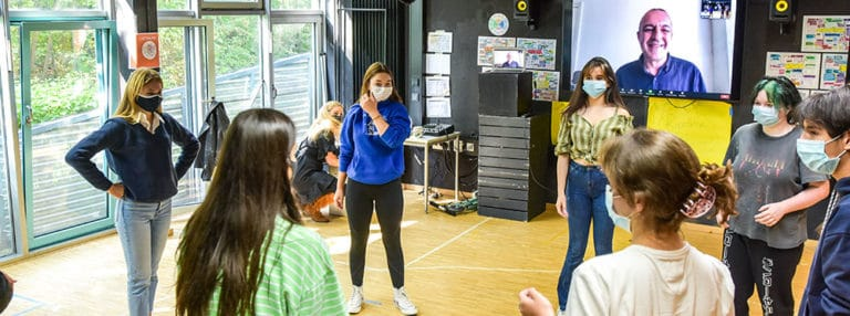 ISD 'Quick Change' Keeps Theatre Arts Alive