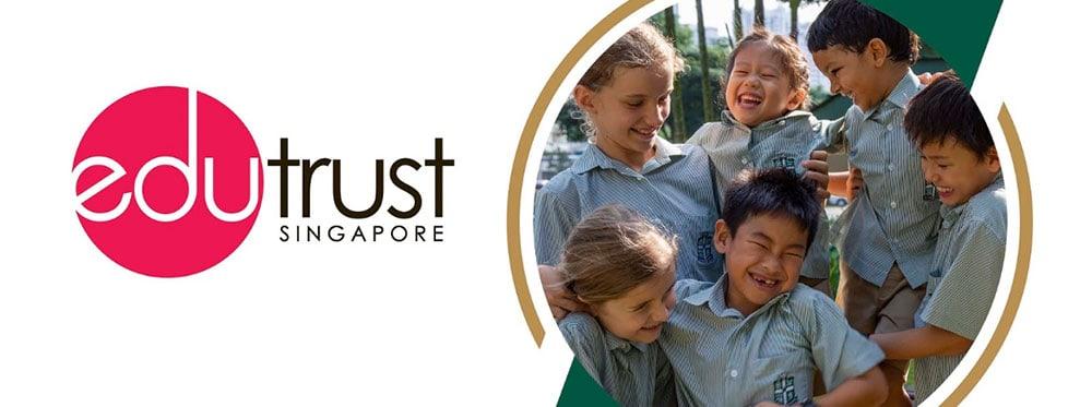 SJI International Elementary School earns Edutrust Award