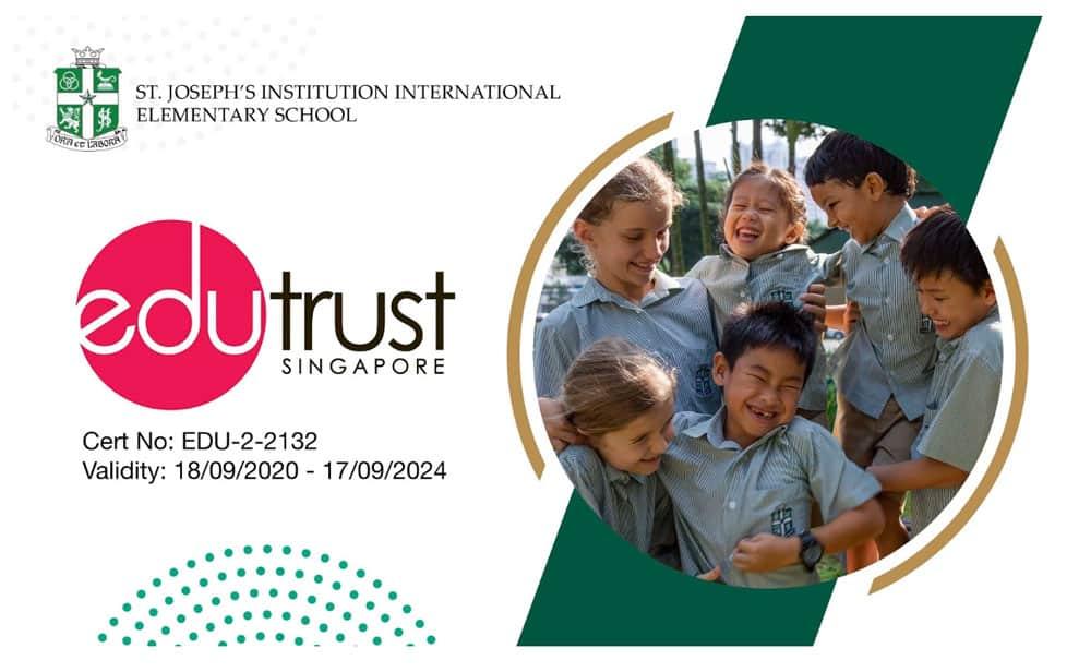 Edutrust Award for SJI International