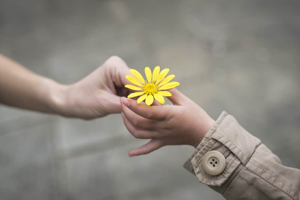 How can we teach children to practice kindness?