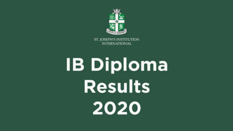 SJII announces IB diploma results for class of 2020