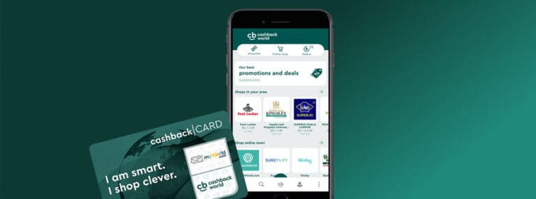 The Cashback World Card - Global Loyalty Program in Maple Leaf Kingsley