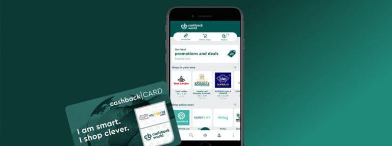 La carta Cashback World - Programma di fedeltà globale in Maple Leaf Kingsley