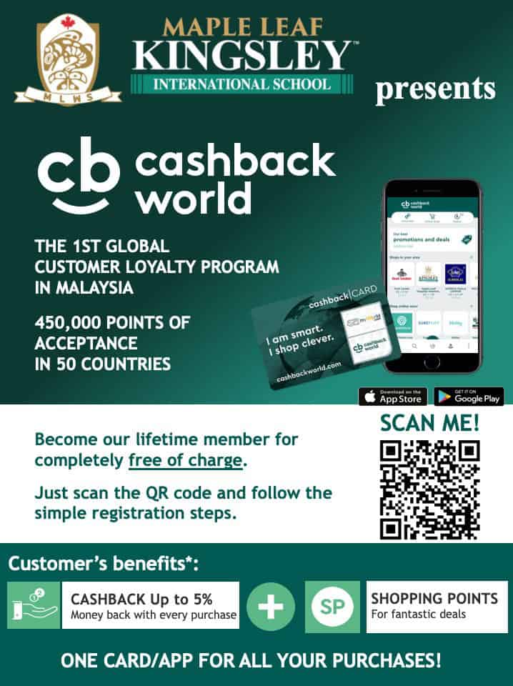 Information about the global loyalty program