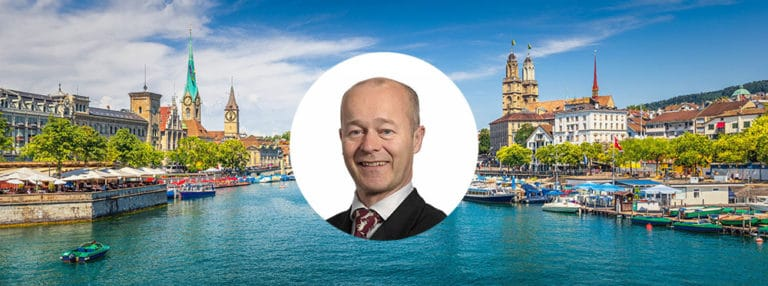 Introducing the Principal of Hull's School Zurich: Robin Hull
