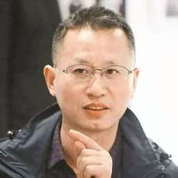 Liu Xiangyang is the Chinese translator of Louise Glück's poems